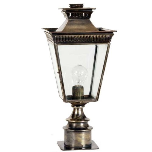 Pagoda Short Pillar - Limehouse 491SP - € 762.95