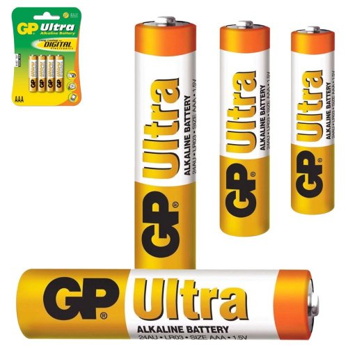 Battery - AAA Size - LR03 - 3012510 - € 5.95