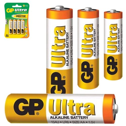 Battery - AA Size - LR6 - 3012500 - € 5,89