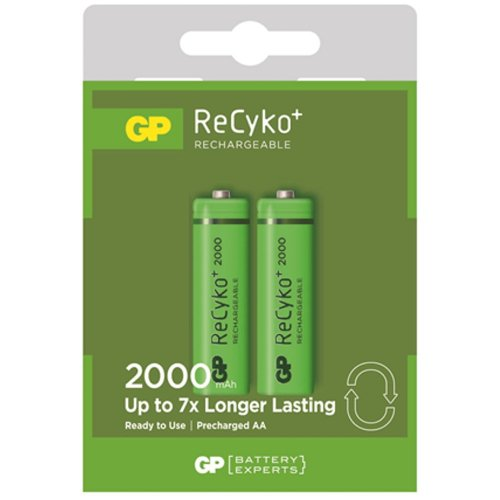 Chargeable Battery - 1300 mAh AA - 3311640 - € 11,89