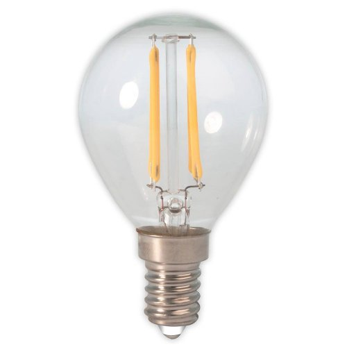 2W - E14 - P45 - Led - Filament Clear - Ec. 425102 - € 4.95