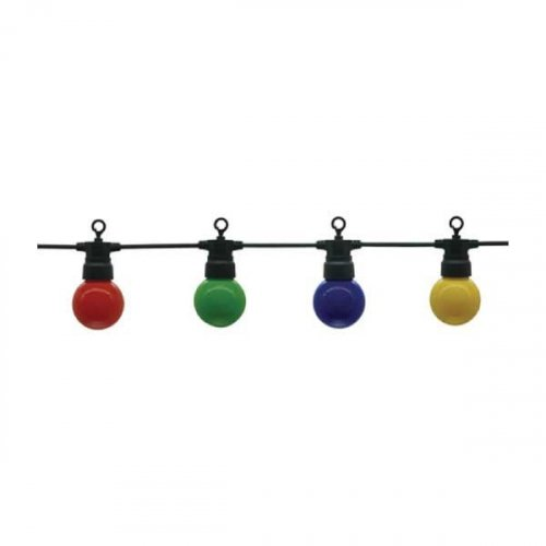 Partylight - RGB - IP65 - 8M - Eu. 5056 - € 46.95